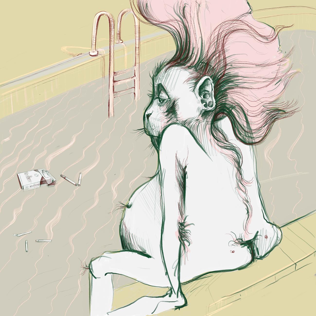 Affe Pool
